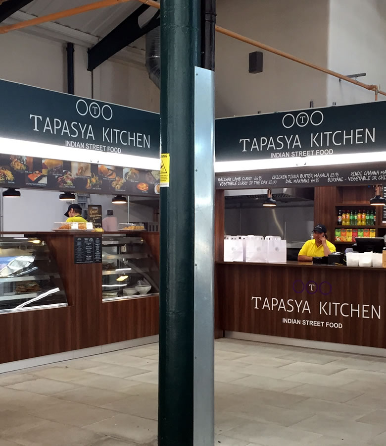 About Tapasya Kitchen 1