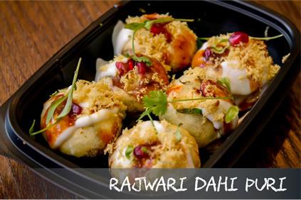 Rajwari Dahi Puri